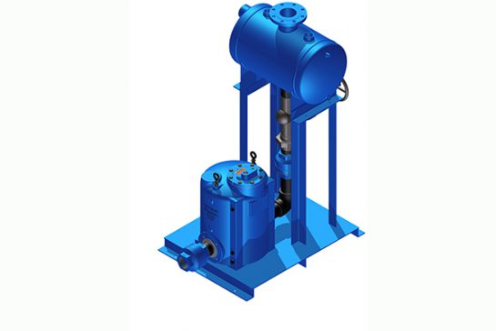 Pressure Powered Condensate Pumps
