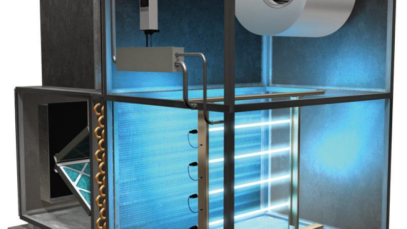 UV-C Light for a Cleaner HVAC System