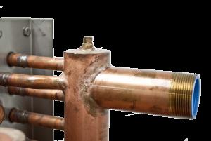 Drain Port HVAC COil